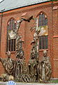 Kołobrzeg, pomnik przed katedrą - 23 lipca 2010 r.DSC02428.JPG