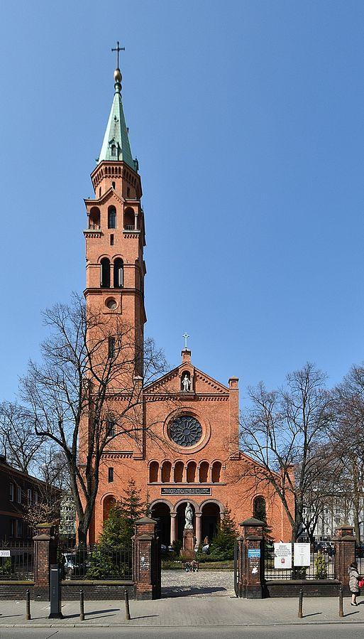 St. Augustine's Church, Warsaw
