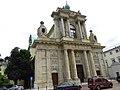 Kościół seminaryjny w Warszawie (pokarmelicki) - panoramio.jpg