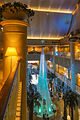Kobe Meriken Park Oriental Hotel atrium lobby 20120107-001.jpg