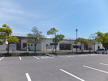 Konosu Municipal Athletics Field 20140511-1.jpg