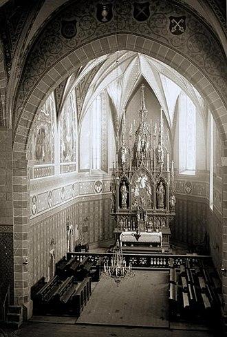 Josef Mocker - Image: Kostel 2