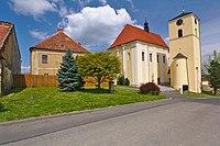 Kostel svatého Jana Křtitele, Určice, okres Prostějov (05).jpg