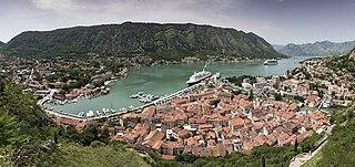 Kotor Place in Kotor Municipality, Montenegro