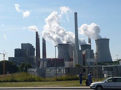 Picture of RWE Kraftwerk Neurath BoA 2&3