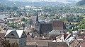 Kronach, KC - Festung Rosenberg - Stadtturm, Stadtpfarrkirche v N.jpg