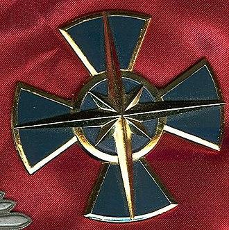 Order of the Star of Brabant - Image: Kruis van de Orde van de ster van Brabant