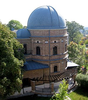 Moriz von Kuffner - The Kuffner observatory