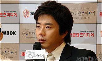 Kwon Sang-woo - Image: Kwon Sang Woo from acrofan