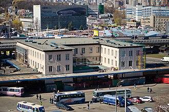 Kiev Central Bus Station - Kyiv Central Bus Station