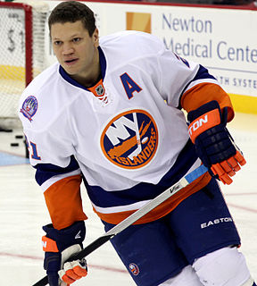 Kyle Okposo American ice hockey player