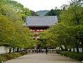 Kyoto Daigo-ji Saidaimon-Tor 3.jpg
