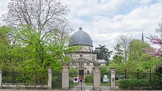 Observatory of Strasbourg - Observatory and botanical garden in Strasbourg