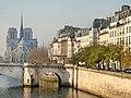 Lîle Saint Louis à Paris, novembre 2011.jpg