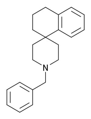L-687,384 - Image: L 687384 structure