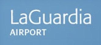 LaGuardia Airport - Image: La Guardia Airport Logo