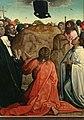 La Ascensión, de Juan de Flandes (Museo del Prado).jpg