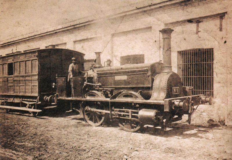 Locomotive La Porteña