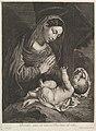La Vierge adorent l'Enfant Jesus MET DP826985.jpg