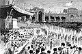 La fête patriotique du cinquantenaire de l'indépendance belge en 1880.jpg