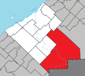 Lac-Huron Quebec location diagram.png