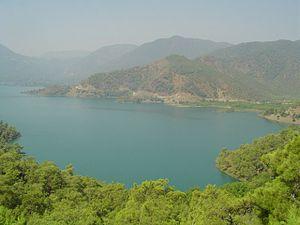 Lake Köyceğiz - Lake Köyceğiz