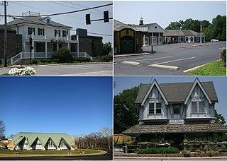Ladue, Missouri City in Missouri, United States
