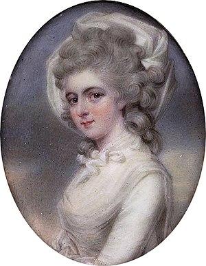 Lord Hugh Seymour - Lady Anne Horatia Seymour, née Waldegrave (1762–1801)