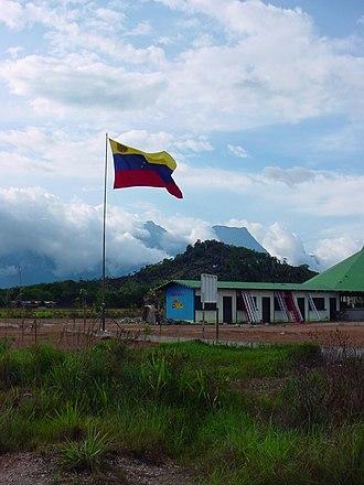 La Esmeralda, Venezuela - La Esmeralda Mercal