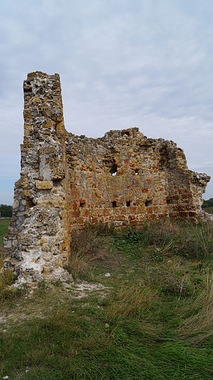 Lajosmizse - Ruin of Church