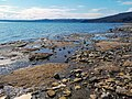 Lake Bracciano after a drought period (from spring 2017).jpg