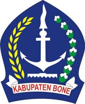 Bone Regency - Image: Lambang Kabupaten Bone