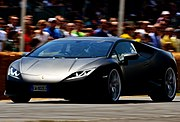 Lamborghini Huracán at Goodwood 2014 001.jpg