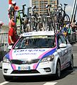Lampre Tour 2010 stage 1 start.jpg