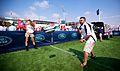 Land Rover at the 2012 Dubai Rugby Sevens (8243803644).jpg