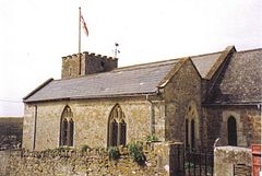 Langton Herring, parish church of St. Peter - geograph.org.uk - 516409.jpg