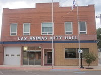 Las Animas City Hall