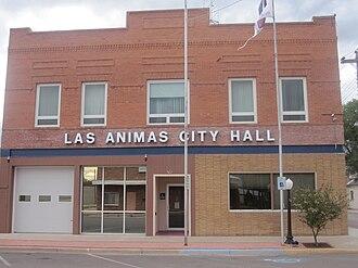 Las Animas, Colorado - Las Animas City Hall