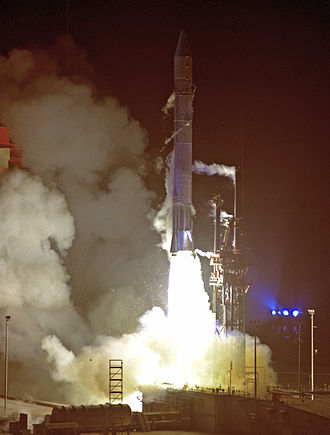 Pioneer 10 - The launch of Pioneer 10