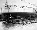 Launch of USS New York (BB 34) October 30, 1912, at Brooklyn Navy Yard, New York (25560402352).jpg