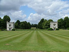 Lawn at front of Syon House - geograph.org.uk - 1201834.jpg