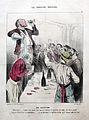 Le Charivari, No. 10, Les Canotiers Parisiens, Honoré Daumier.JPG