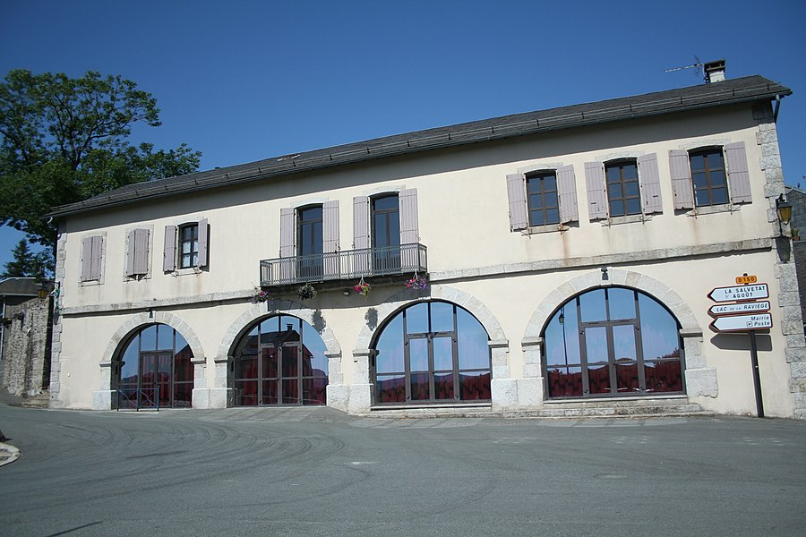 Le Soulié (Hérault) - mairie.