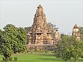 Le Temple de Vishvanath Khajurâho India.jpg
