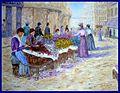 Le marché aux fleurs à Nice en 1900 65x50 2013.JPG