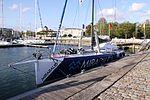 Le voilier de course Mirabaud (1).JPG