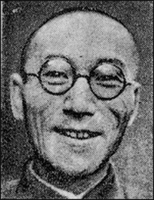 Yi Kwang-su - Yi Kwang-su (In 1942)