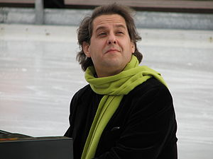Alain Lefèvre, jouant en piano, Ville de Quebec
