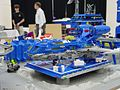 Lego Neo Classic Space LL 944 spacecraft - BrickCon 2008 - Seattle Center Exhibition Hall - Seattle, Washington.jpg
