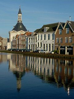 Municipality in South Holland, Netherlands